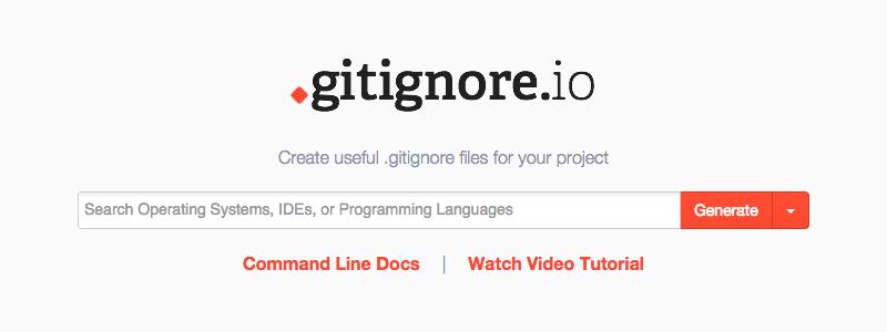 Создаем и настраиваем файл .gitignore в git